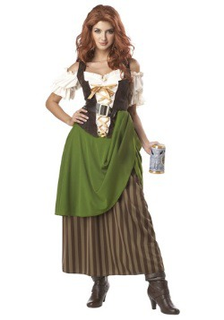 Womens Tavern Maiden Costume