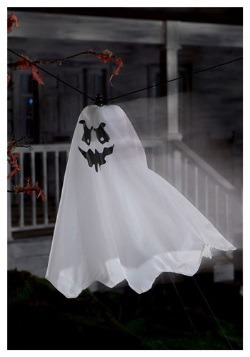 Flying Ghost Halloween Decoration