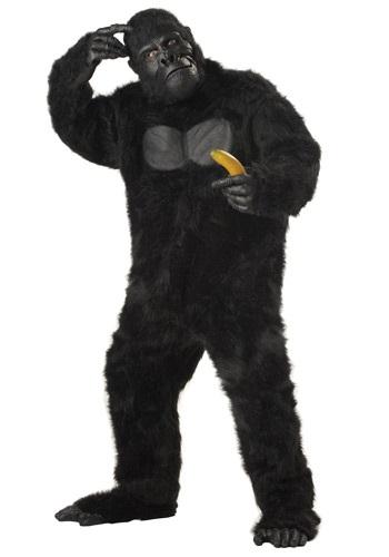 Plus Size Realistic Gorilla Suit