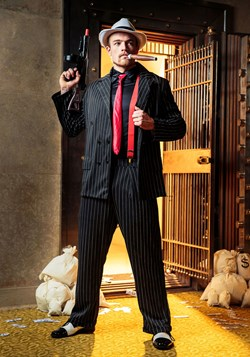 Mob Boss Mens Costume