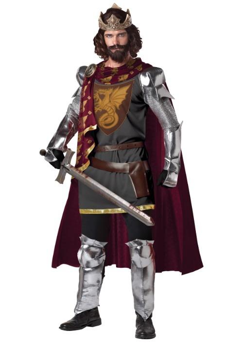 Mythical King Arthur Costume