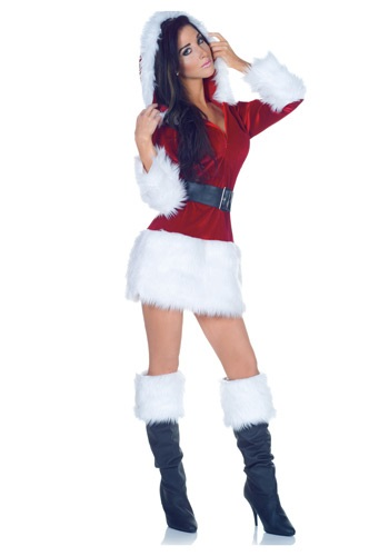 All Wrapped Up Sexy Santa Costume