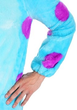 Plus Size Sulley Costume Alt 4