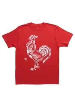 Sriracha Hot Sauce Logo T-Shirt