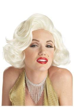 Classic Marilyn Monroe Costume Wig