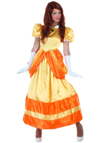 Princess Daffodil Womens Costume