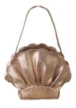 Sea Shell Handbag Purse