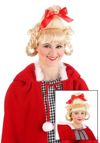 Christmas Girl Wig