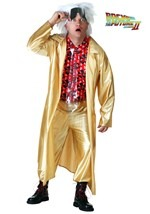 Future Doc Brown Costume