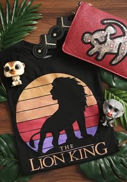 Lion King Simba Profile Men's T-Shirt