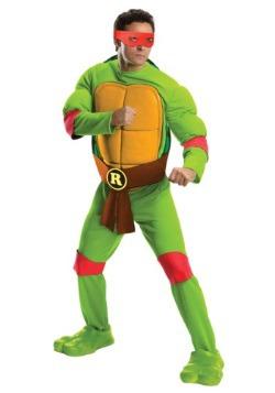 Deluxe TMNT Raphael Men's Costume