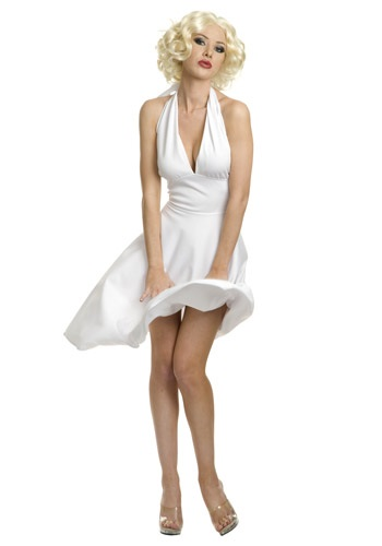 Plus Size Marilyn Monroe Dress