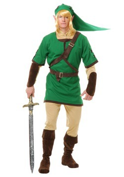 Warrior Elf Hero Mens Costume