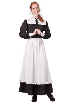 Womens Pilgrim Costume