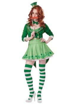 Lucky Charm Leprechaun Womens Costume2