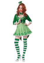 Lucky Charm Leprechaun Womens Costume2