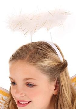 Girls Guardian Angel Costume Alt 1