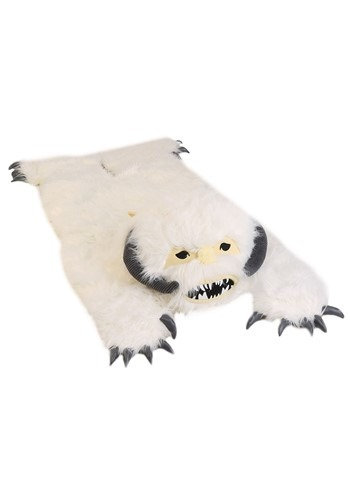 Star Wars White Wampa Rug