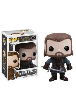 POP Game of Thrones Ned Stark Vinyl Figure