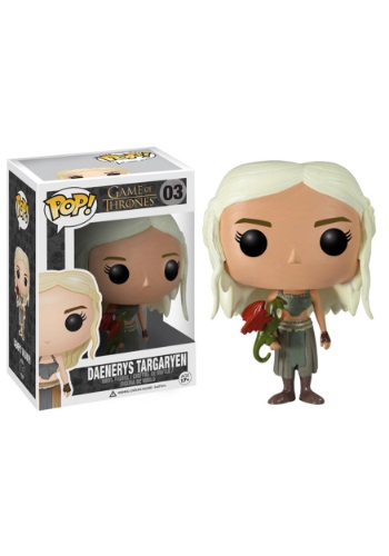 POP Game of Thrones Daenerys Targaryen Vinyl Figure