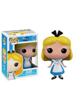 POP Disney Alice Vinyl Figure