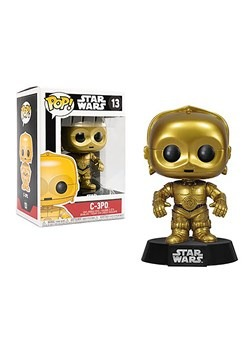 POP Star Wars - C-3PO Bobble Head