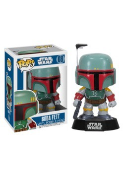 POP Star Wars - Boba Fett Bobble Head