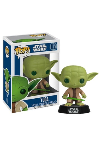 POP Star Wars Yoda Bobblehead