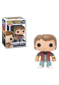 POP Back to the Future Marty Vinyl Figure