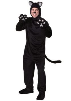 Adult Black Cat Costume