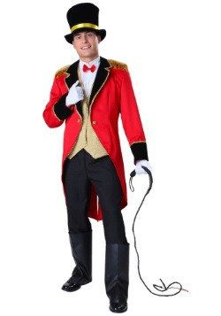 Ringmaster Plus Size Costume