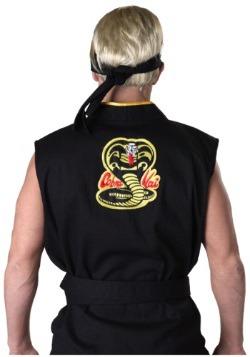 Authentic Karate Kid Cobra Kai Adult Costume2