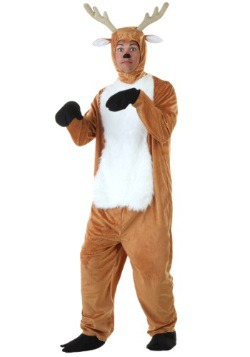 Adult Plus Size Deer Costume