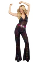 Women's Disco Doll Costume