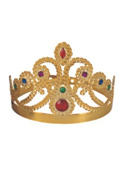 Golden Queen's Tiara
