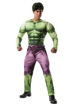 Deluxe Adult Hulk Costume