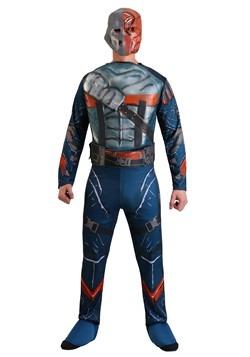 Arkham Origins Adult Deluxe Deathstroke Costume