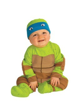 Infant Blue Ninja Turtle Jumper