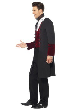 Gothic Vampire Costume For Men alt 3