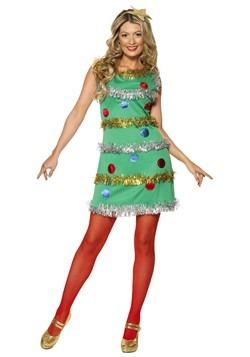 Women's Christmas Tree Dress