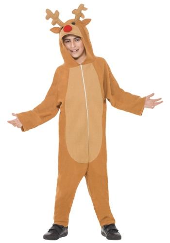 Boys Reindeer Costume