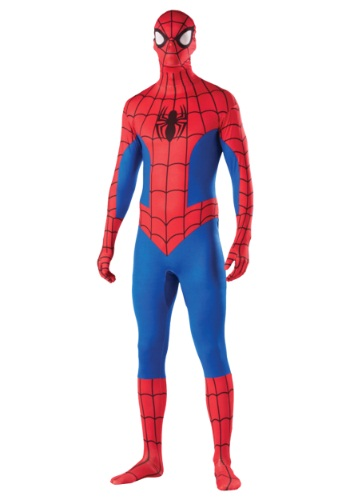 Amazing Spiderman 2 Second Skin Suit