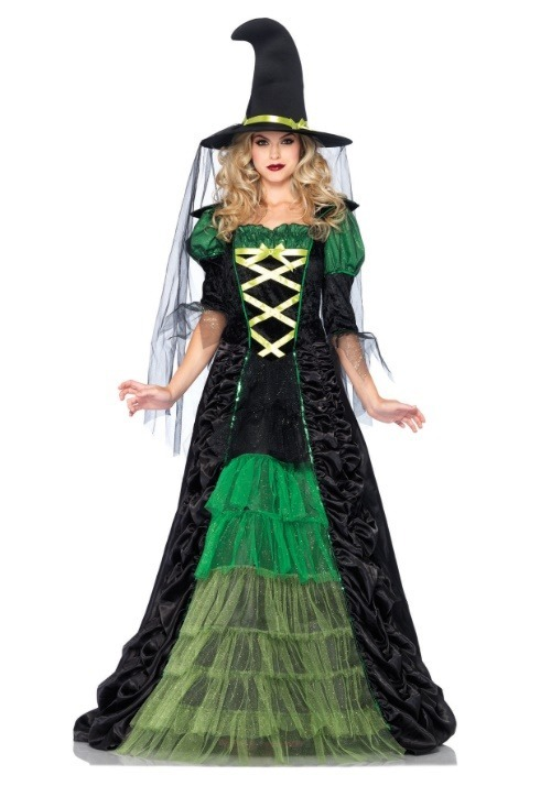 Womens Storybook Witch Costume