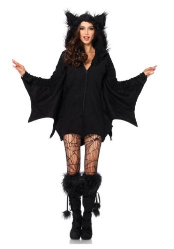 Women's Cozy Bat Costume