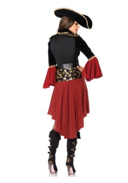 Women's Cruel Seas Captain Costume2