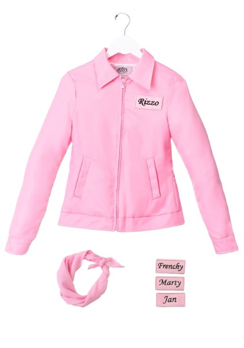 Authentic Pink Ladies Jacket Alt 2