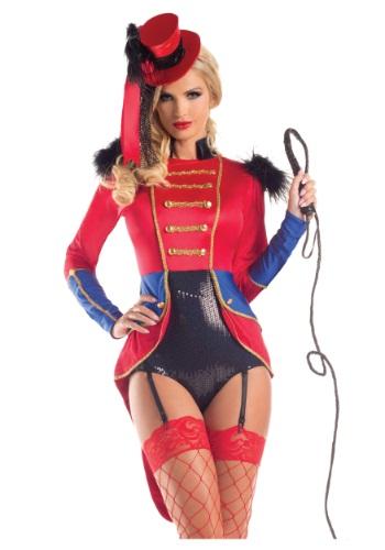 Lion Tamer Womens Costume
