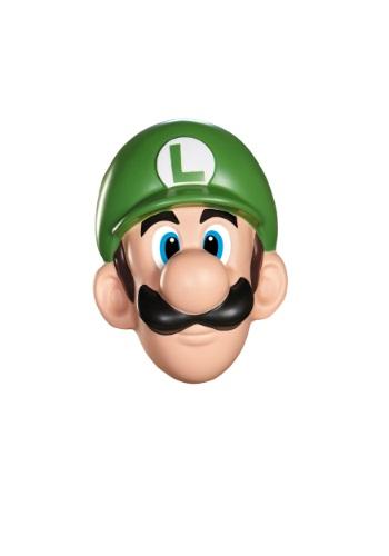 Luigi Adult Mask