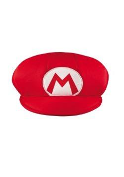 Mario Hat Adult