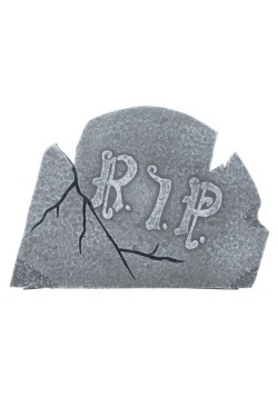 Halloween Decoration Tombstone Set - Crooked Stone alt2